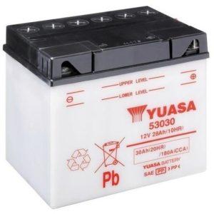 YUASA - Bateria Yuasa 53030 Combipack -