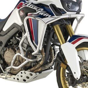 PROTECCIONES PARA MOTO - DEFENSAS GIVI MOTOR/RADIADOR INOX HONDA AFRICA TWIN CRFL 1000 16 -