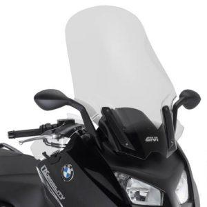 PARABRISAS - PARABRISAS GIVI CON KIT+PMANOS BMW C SPORT 600 12 -