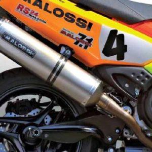 MALOSSI - ESCAPE HOMOLOGADO MAXI WILD LION MALOSSI TMAX 500 2008/2011 -