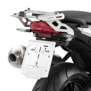 ADAPTADORES - ADAPTADOR-TOP GIVI MONOKEY BMW FR 800 09-11 -
