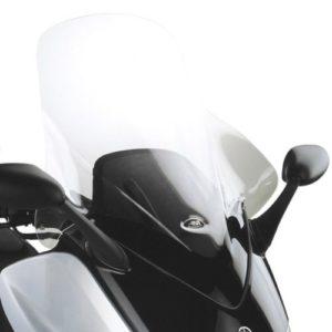 CÚPULAS - CÚPULA GIVI CON KIT YAMAHA T-MAX 500 01-07 -