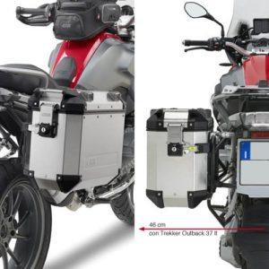 PORTAMALETAS - PORTAMALETAS GIVI LATERAL CAMSIDE 18 BMW R GS 1200 13-14 -