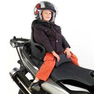 VARIOS - ASIENTO GIVI UNIVERSAL PARA NIÑOS DE 5 A 8 AÑOS APROX S650 Baby Ride -