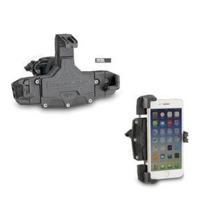 VARIOS - PINZA SOPORTE MOVILES GIVI S920L Smart Clip -