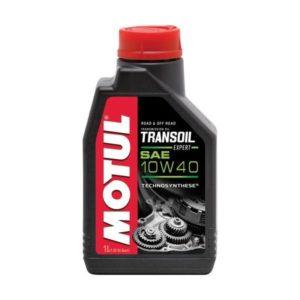 MOTUL - Motul Transoil 10W40 Expert 1L para caja de cambios -