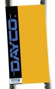 CORREAS DE TRANSMISIÓN - Correa de transmisión Dayco Honda Silver Wing 400 -