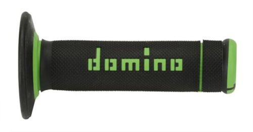 DOMINO - Puños Domino Off Road X-Treme Negro - Verde -