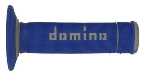 DOMINO - Puños Domino Off Road X-Treme Azul - Gris -
