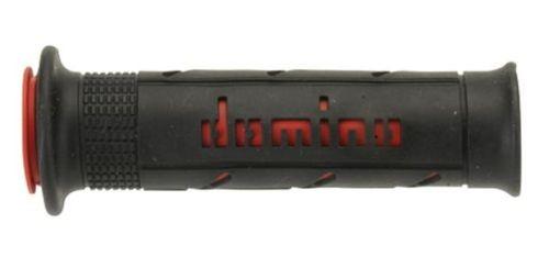DOMINO - Puños Domino XM2 Super soft Negro - Rojo -