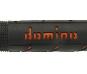 DOMINO - Puños Domino XM2 Super soft Negro - Naranja -
