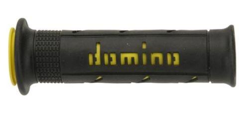 DOMINO - Puños Domino XM2 Super soft Negro - Amarillo -