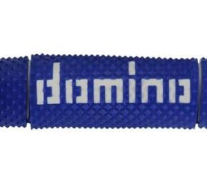 DOMINO - Puños Domino DSH Off Road Azul - Blanco -