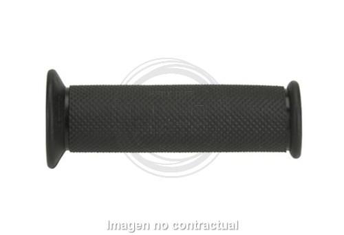 DOMINO - Puños Domino Scooter abiertos negro -