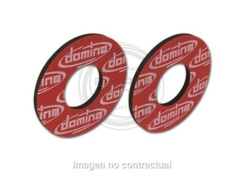 DOMINO - Tope de Puños Rojo Domino -