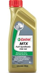 CASTROL - ACEITE CASTROL MTX FULL SYNTHETIC 75W140 1L -