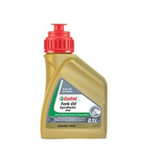 CASTROL - ACEITE CASTROL SYNTHETIC FORK OIL 5W 0,5L -