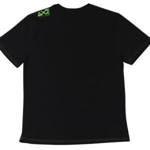 ROPA TÉRMICA PARA MOTO - CAMISETAS IXON CASUAL CROWD black/bright green -