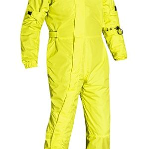 IMPERMEABLES PARA MOTO - COMPLEMENTOS IXON LLUVIA YOSEMITE BRIGHT YELLOW/BLACK -
