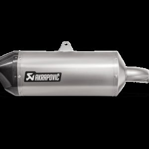 Escapes Akrapovic - Escape Akrapovic Titanium Slip-On Line Suzuki V-Strom 1000 -