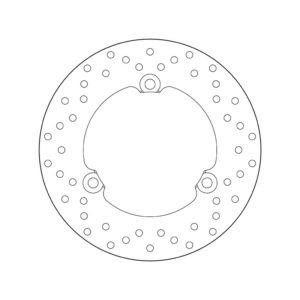 DISCOS BREMBO - Disco de freno Brembo 68B407P2 -