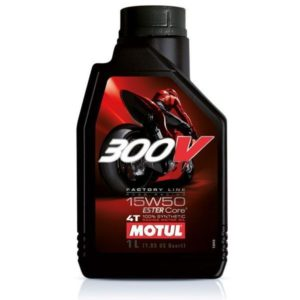 MOTUL - Motul 300V 15W50 FL Road Racing 1L -