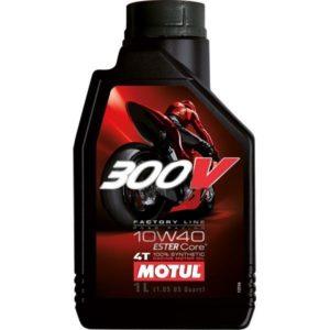 MOTUL - Motul 300V 10W40 FL Road Racing 1L -