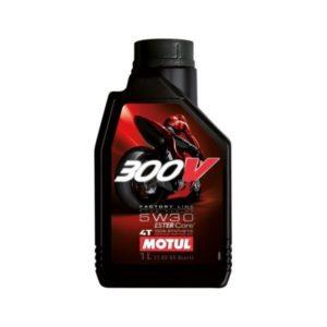 MOTUL - Motul 300V 5W30 FL Road Racing 1L -