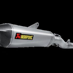 Escapes Akrapovic - Escape Akrapovic Titanium Slip-On Line Kawasaki 1400 GTR -