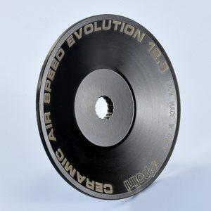 Transmisión polini - Semipolea Polini fija cerámica Yamaha 12,5º 244.0128 -
