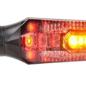 LUCES LIGHTECH - INTERMITENTE CON LUCES DE POSICIÓN HOMOLOGADO E1 LED CP LIGHTECH -