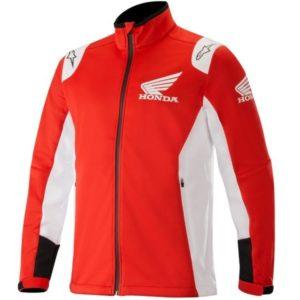 HOMBRE - Chaqueta Alpinestars Honda Softshell -
