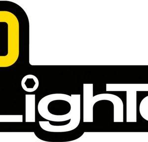 ESPEJOS LIGHTECH - PAREJA ESPEJOS OVALES PEQUEÑOS ALUMINIO NEGRO LIGHTECH -