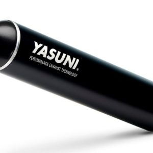 COMPONENTES ESCAPES YASUNI - SILENCIADOR SERIE MAX BLACK RIGHT YASUNI SIL034BXRD -