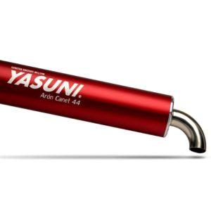 COMPONENTES ESCAPES YASUNI - SILENCIADOR SERIE MAX RED LEFT YASUNI SIL034RXRI -