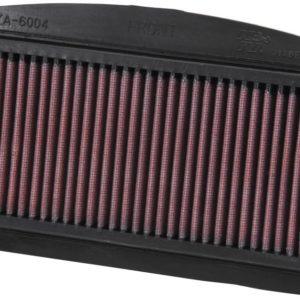 FILTROS DE AIRE K&N - Filtro aire K&N Yamaha Fazer 600 YA-6004 -