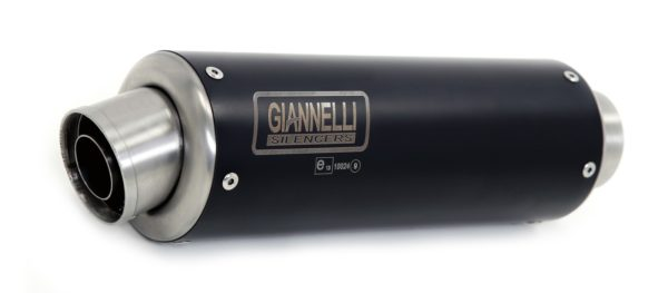 ESCAPES GIANNELLI SUZUKI - Slip-on nicrom black X-PRO Suzuki GSX-S 1000 / 1000 F Giannelli 73550XP -