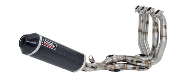 ESCAPES GIANNELLI YAMAHA - racor catalítico homologado cap.5 Yamaha T-MAX 500 Giannelli 71505CT -