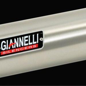 ESCAPES GIANNELLI HONDA - ROUND Sistema completo Silenciador aluminio (colectores racing) Honda CBR 125 R Giannelli 5361