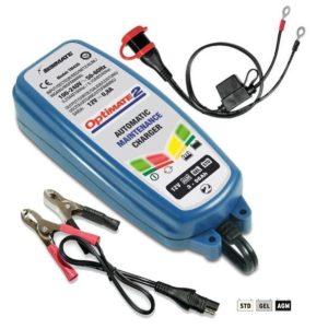 CARGADORES DE BATERIA - Cargador baterías Optimate 2 -