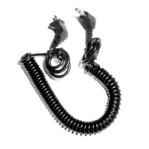 INTERCOMUNICADORES PARA MOTO - CARDO CABLE MP3 SHO-1/Q1/Q3/QZ -