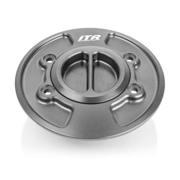 ACCESORIOS VARIOS ITR - TAPÓN ITR de deposito factory en aluminio con cierre de rosca BMW -