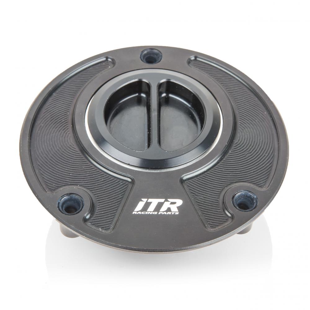 ACCESORIOS VARIOS ITR - TAPÓN ITR de deposito factory Yamaha r1 2015/2018 en aluminio con cierre de rosca -