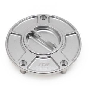 ACCESORIOS VARIOS ITR - TAPÓN ITR de deposito R en aluminio con cierre de rosca Aprilia/Ktm/Ttumph -