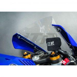 CÚPULAS ITR - Cúpula ITR transparente doble burbuja sobre elevada- BMW S1000RR 09-16 -