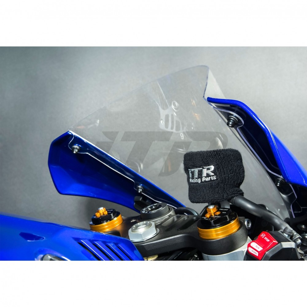 CÚPULAS ITR - Cúpula ITR transparente doble burbuja - HONDA NSF 250 Moto 3 -