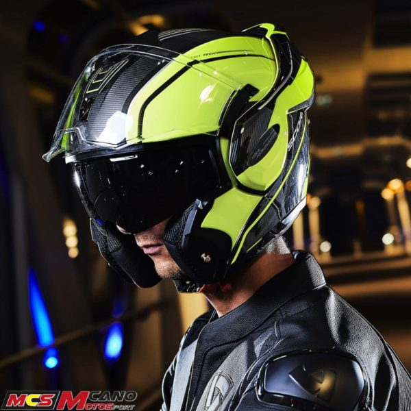 Casco Scorpion Exo Tech Solid Matt Black