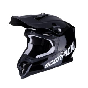 Casco Scorpion VX 16 Air Solid Black