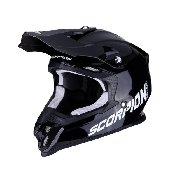 Casco Scorpion VX 16 Air Solid Black
