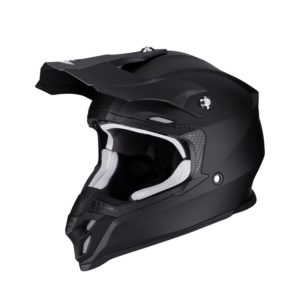 Casco Scorpion VX 16 Air Solid Matt Black
